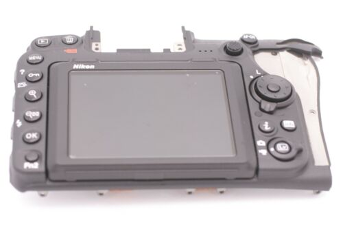 Nikon D500 Rear Back Cover with LCD Screen Assembly Replacement Repair Part