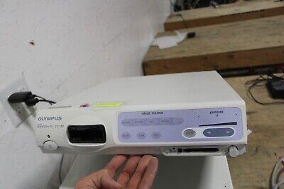 Olympus Cv-180 Evis  Video Processor Working
