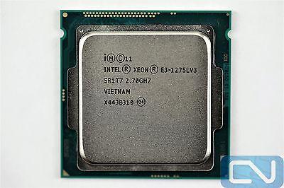 Intel Xeon E3-1275L v3 2.7GHz (Turbo 3.9GHz) 8MB 5.0GT/s SR1T7 LGA1150CPU