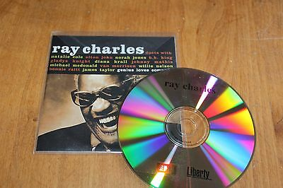 Ray Charles Europe Promocd James Taylor Van Morrison Bb King Norah Jones