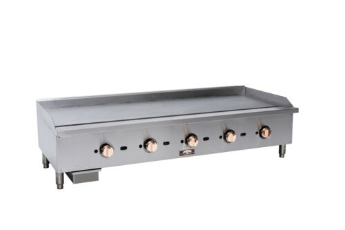 Copper Beech CBTG-60 Griddle, Gas, Countertop Thermostatic Control