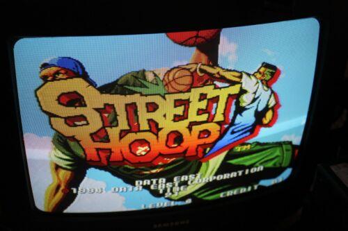 Street Hoop Neo Geo MVS SNK  Authentic Please Read