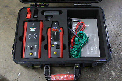 Amprobe At-6000 Wire Tracer Kit Mint Condition