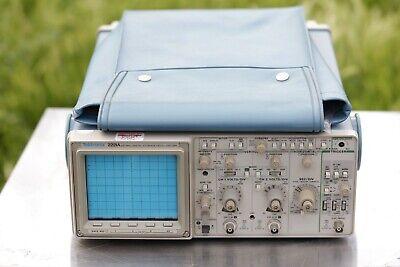 Tektronix 2221a 100mhz Oscilloscope