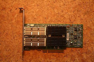 40GbE Dual Ethernet 56Gbps FDR IB QSFP+ long Mellanox ConnectX 3 HP 649281-B21