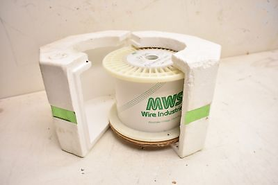 Wire Industries Magnetic Wire 37sml Class 220 Type M Jw117715 6.02 Lbs