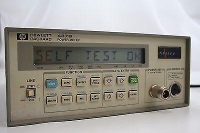 Hewlett Packard 437b Power Meter Free Shipping
