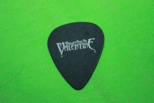 Bullet For My Valentine Guitar Pick Tour Issued Jay
