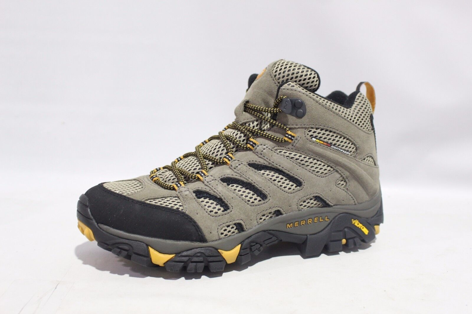 Merrell Moab Ventilator Mid Walnut Men s Hiking Boots Style J86593 Sz 9-12  фото 74faf3b8a9aca
