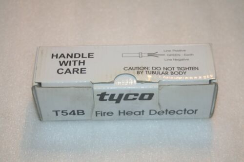 TYCO T54B Fenwal 12-e27121-020-02 Point Type Heat Detector (Ex-Proof) 66C  NEW *