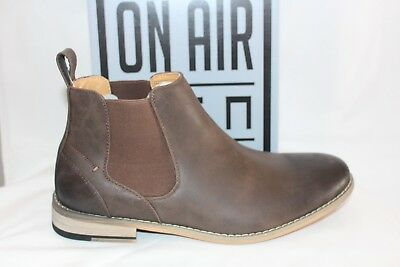 Mens SHOES/FOOTWEAR - SOA  Eagle Elastic Side Boot brown crazyhorse Brown Crazy Horse Footwear