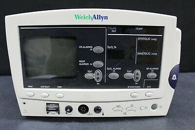 Welch Allyn 6200 Series Patient Monitor Parts Unit