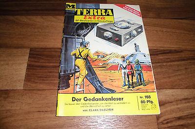 TERRA EXTRA # 165 -- der GEDANKENLESER // von Clark Darlton 1967