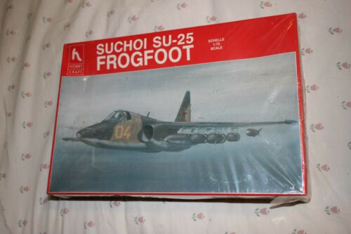HOBBY CRAFT SUCHOI SU-25 FROGFOOT  1/72