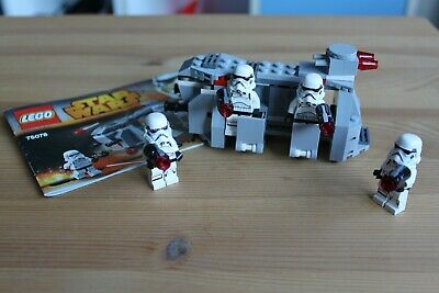 Lego 75078 - Lego Star Wars - Imperial Troop Transport with Instructions