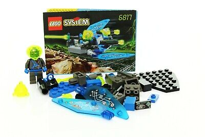 Lego Space Insectoids Set 6817 Beta Buzzer 100% complete + instructions 1998