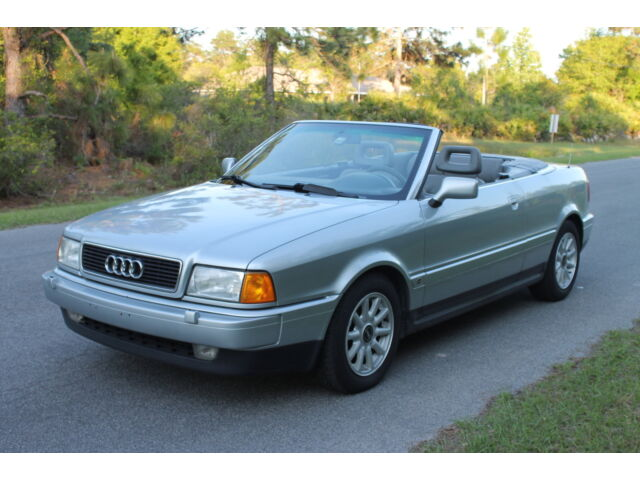 1996 Audi Cabriolet  For Sale