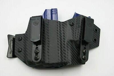 T.Rex Arms Glock 43X TLR-6  Sidecar Appendix Rig Kydex Holster New!