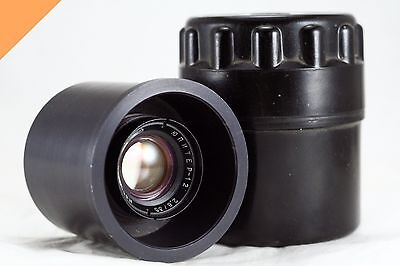 Объективы Jupiter 12 35mm F/2.8 USSR