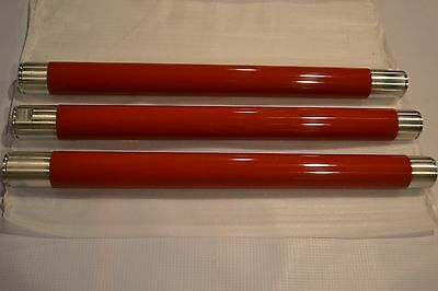 3 Pack Fuser Upper Heat Roller Part For Xerox Docucolor 240 242 250 252 260