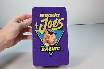 Vintage 1994 Camel Smokin' Joes Racing Advertising Tin 50 Match Books ...I10