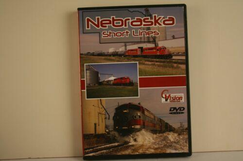 DVD Nebraska Short Lines from C Vision