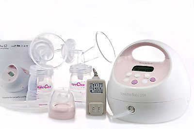Characterize NEW SPECTRA S2 HOSPITAL STRENGTH BREAST PUMP