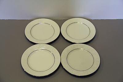 """Set of 4 Tahoe Bread & Butter Plates 6 3/8"""" - Noritake (2 Sets Available)"""