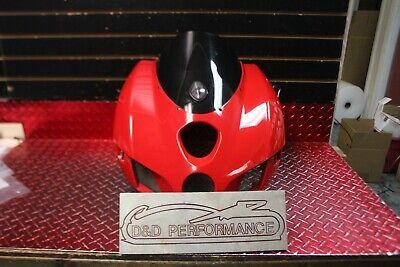 Photo 2003 - 2006 03 - 06 DUCATI 999 BIPOSTO OEM UPPER FAIRING PLASTIC HAS MARKS 9993