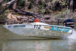 1800 Bullet with Mercury 300XS (ski race / social boat) Bentleigh Glen Eira Area Preview