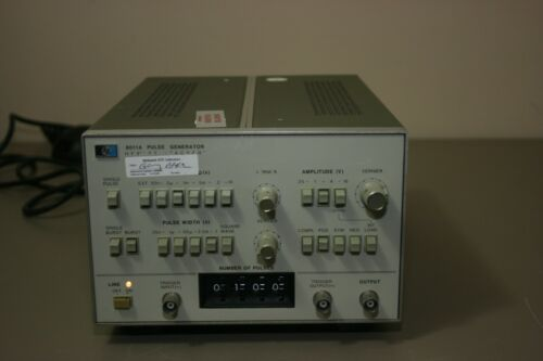 HP 8011A Pulse Generator, Fully Tested, with 30 day Warranty