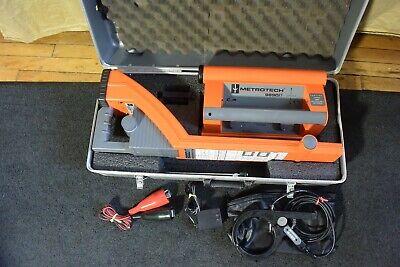 Metrotech Locator Wand Model 9890xt 9890xt Transmitter Rechargeable Battery