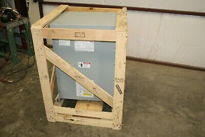 New G E 45 Kva Transformer 9t10a10032 480d-208y120 Type Ql
