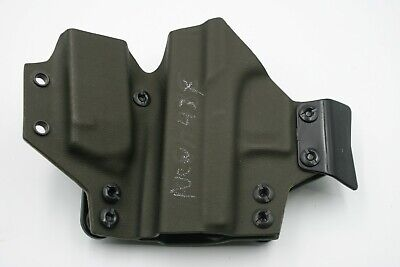 T.Rex Arms Glock 43/43x Sidecar Appendix Rig Kydex Holster New!