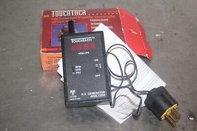 Touch Tach Triple Function Digital Rv Generator Ak Tt62