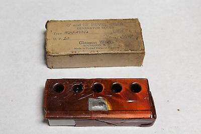 Gleason Gear Cutter Dp20 Pa14.5 Rough. For 812 Bevel Generator New Old Stock
