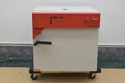 Wtc Binder Climate Chamber Incubator 9010-0021 16182 L34