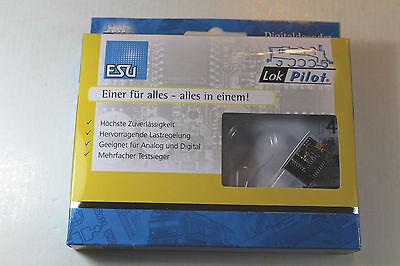 ESU 64617 LokPilot V4.0 M4 Decoder MM/DCC/SX Plux22 NEM 658, Neuware. online kaufen