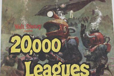 Walt Disney Family Museum Newsletter 20,000 Leagues Under the Sea Tony Baxter