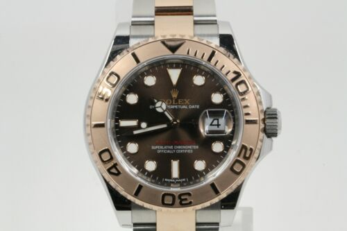 Rolex Yacht-master 40 Model 116621 Chocolate Dial