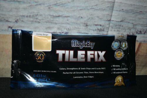 MagicEzy Tile REPAIRezy™ (Honey Beige) ~ Fix Cracks & Chips in Ceramic Porcelain