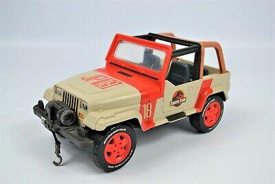 Jurassic Park World Jeep Toy Car JP18 RARE