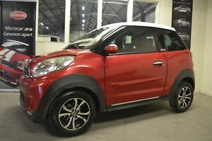 Microcar M-8 RED-SPORT DCI Mopedauto Leichtmobile 45 KM