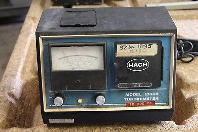 Hach Model 2100a Turbidimeter C