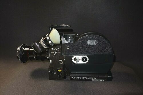 Arriflex 16SR Full Camera Package, Pristine, Loaded, DP Owner, Just Arrived. WOW