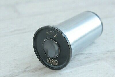 Carl Zeiss Jena 55x Ocular For Biological Microscope Optical Lens