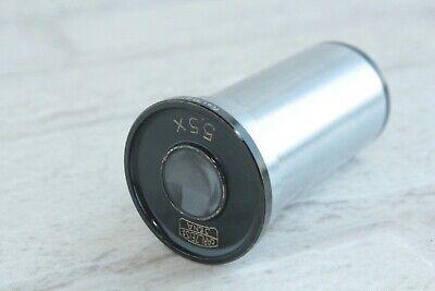 Carl Zeiss Jena 55x Ocular For Biological Microscope Optical Lens