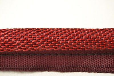 Core Red Stitch - STITCHED CLOTH HEADLINER WINDLACE RED TOP QUALITY 1/2 INCH CORE 42 FEET