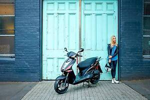 """2017 Kymco Agility RS 125, Full color range """"SPECIAL"""""""