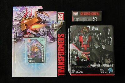 Transformers Generation Power of The Primes Slug Figure MIB New